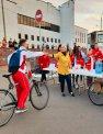 """Велопробег """"В единстве сила"""" осень 2021"""